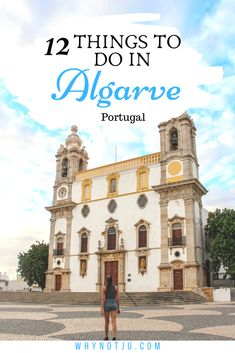 Start planning your next vacation with this Algarve guide. 12 things to do in Algarve as well as an Algarve itinerary. Portugal Travel Guide, Europe Travel Guide, Travel Destinations, Travel Abroad, Places In Portugal, Visit Portugal, Best Places To Travel, Cool Places To Visit, Best Travel Guides