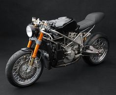 Ducati 999S by Venier Customs (via Bike Exif)