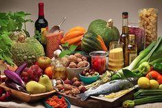 Alimentazione in gravidanza: dieta mediterranea