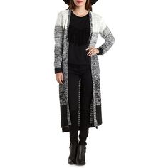 Boohoo Holly Diamante Heart Elbow Patch Cardigan ($26) ❤ liked on ...