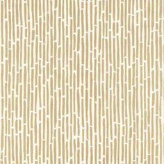 Schumacher BAMBOO GOLD Wallpaper