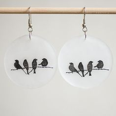 Crows on a Twig