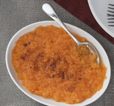 Orange-carrot salad with cinnamon... sounds delicious!