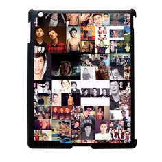 Magcon Boys Date Born Three iPad 4 Case