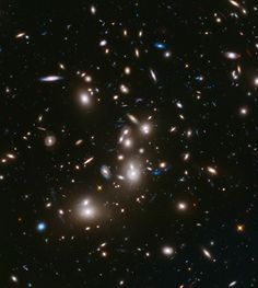 """New Hubble Image Yields Deepest Views Ever Of The Universe --""""Monster Galaxies 100 Times More Massive Than Milky Way"""""""