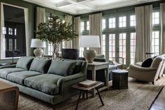 LAYOUTS - RECTANGULAR SITTING ROOMS