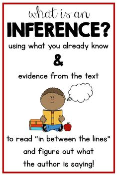 TGIF! - Thank God It's First Grade!: Making Inferences Lessons and some FREEBIES!