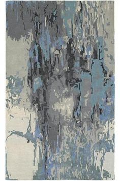 Gaze Area Rug - Hand-tufted Rugs - Wool Blend Rugs - Abstract Rugs - Modern Rugs - Contemporary Rugs | HomeDecorators.com