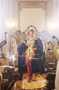 Beyonce Knowles – The Mrs Carter Show 2013 World Tour Promos