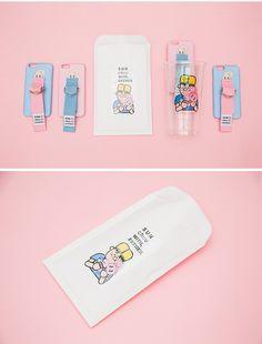 chuu_츄 - 츄(chuu) | Estherloveschuu,sun iphone case | NEW Craft Packaging, Cute Packaging, Beauty Packaging, Packaging Design, Branding Design, Poster Design, Graphic Design, Business Stationary, Design Reference