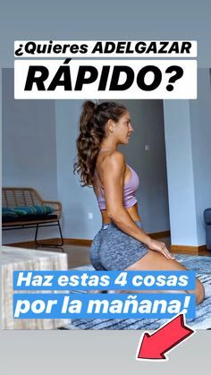 These are the things you must do to LOSE WEIGHT ! plans plans to lose weight recipes adelgazar detox para adelgazar para adelgazar 10 kilos para bajar de peso para bajar de peso abdomen plano diet Weight Loss Meals, Weight Loss Tips, Lose Weight In A Week, How To Lose Weight Fast, Lost Weight, Reduce Weight, Weight Gain, Tighten Stomach, Gewichtsverlust Motivation