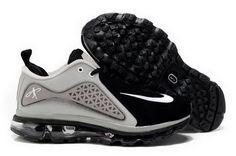 2013 Ken Griffey Jr Shoes 360 Black White Grey