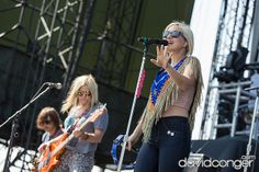 Maggie Rose at The Gorge Amphitheatre. #Watershed #Festival #Country #Music