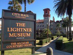 Lightner Museum in St. Augustine, FL