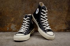 Converse 1970 Chuck Taylor All-Star Hi - Black / White | Sneaker | Kith NYC