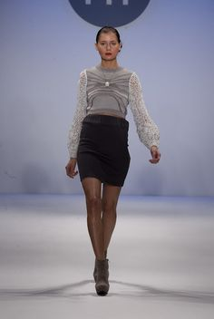 Kathie Lee: FIT Future of Fashion Runway Show 2012