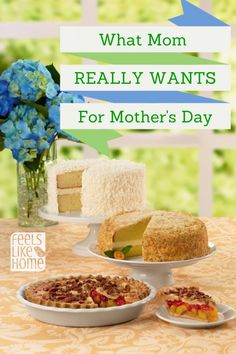 What Mom Really Wants for Mother's Day including a FREE printable gift list to give to Dad
