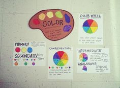Teach and Shoot: Elementary Art Unit: Color Theory