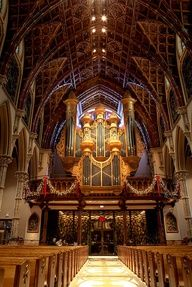 Holy Name Cathedral in Chicago, illinois - US   by Bob Boors