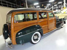 1948 Ford Woody Wagon Franklin, TN 899A2156756
