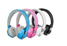 The first Bluetooth wireless headphones we've seen for kids - and they're terrific!