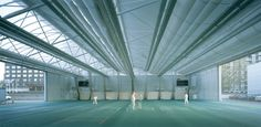 Lords MCC Uni-Turf in Green - supplied and installed by Sports Surfaces UK Ltd