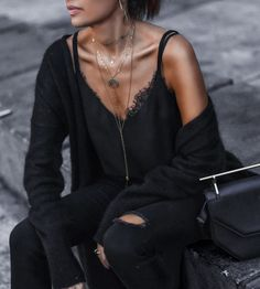 Layering Necklaces FASHIONED|CHIC