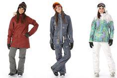 Ski Fashion 2017-2018: Ski Jackets and More from WinterWomen.com (Nikita Giveaway)