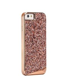 Rose+Gold+Brilliance+iPhone+6+Plus+Case+at+Neiman+Marcus.