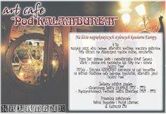kalambur- kawiarnia artystyczna wrocek