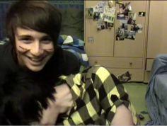 Basically just uploading all of my cute PHAN screenshots. -SB