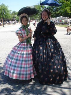 1860's Dresses