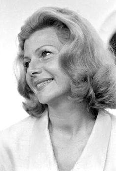 Rita Hayworth (born Margarita Carmen Cansino; October 17, 1918 – May 14, 1987) was an American dancer and film actress.