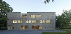 Friedrich-Engels Gymnasium / Berlin (DE) / Huber-Staudt architekten