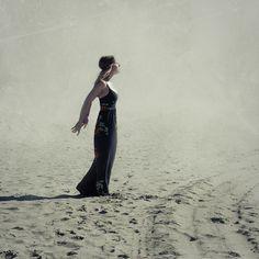 a thick breeze - Brooke Shaden