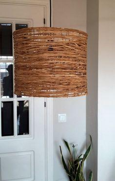Items similar to lamp, ceiling lamp, pendant light, hanging lighting, modern lig… - All For Decoration Chandelier Design, Lamp Design, Ceiling Light Fixtures, Ceiling Lamp, Farmhouse Lamps, Industrial Farmhouse, Paper Lampshade, Burlap Lampshade, Cool Lamps