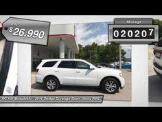 2016 Dodge Durango DeLand Daytona Orlando GC352865