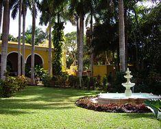 Hacienda Chichen Resort in Chichen Itza, Yucatan, Mexico