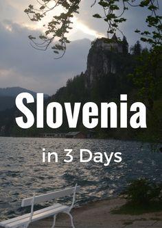Het beste van Slovenië in 3 dagen? bekijk dit artikel voor tips voor je roadtrip.