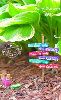 100+ Stunning Fairy Garden Miniatures Project Ideas https://decomg.com/100-stunning-fairy-garden-miniatures-project-ideas/