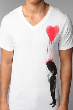 Profound Aesthetic Pouring Heart Tee #UrbanOutfitters