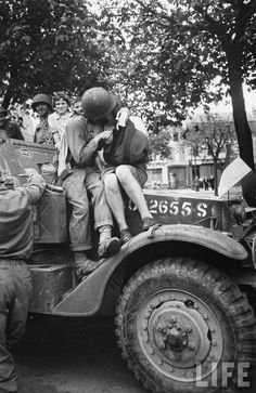 Love and war in France [September 1944]