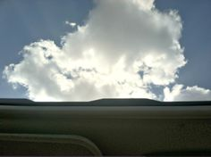 Empty Nest Feathers: A Sunroof Kind of Day