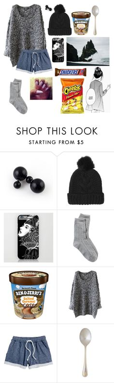 """Heart Broken"" by tomgurl ❤ liked on Polyvore featuring mode, Topshop, American Eagle Outfitters, H&M, Juliska, women's clothing, women's fashion, women, female en woman"