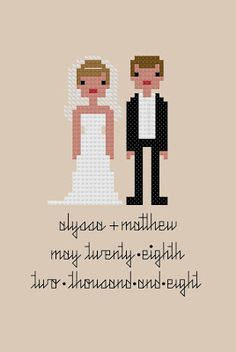 Not The Marrying Kind...: Stitchcraft