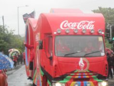 The Coca Cola Lorry