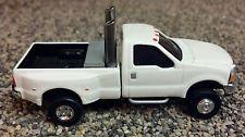 1/64 Custom 2004 Ford F-350 Power Stroke,w/stacks ERTL,farm truck