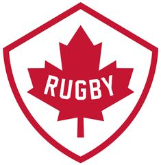 Brand New: New Logo and Identity for Rugby Canada by Hulse & Durrell Badges, Rugby Cup, International Rugby, Rugby World Cup, Canada, Art Logo, Team Logo, Sports Logos, Crests