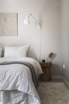 A Lovely Interior with a Monochromatic Design Scheme by Lovisa Häger