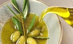 Olive oil...so good for you.!   http://www.care2.com/greenliving/12-health-benefits-of-olive-oil.html